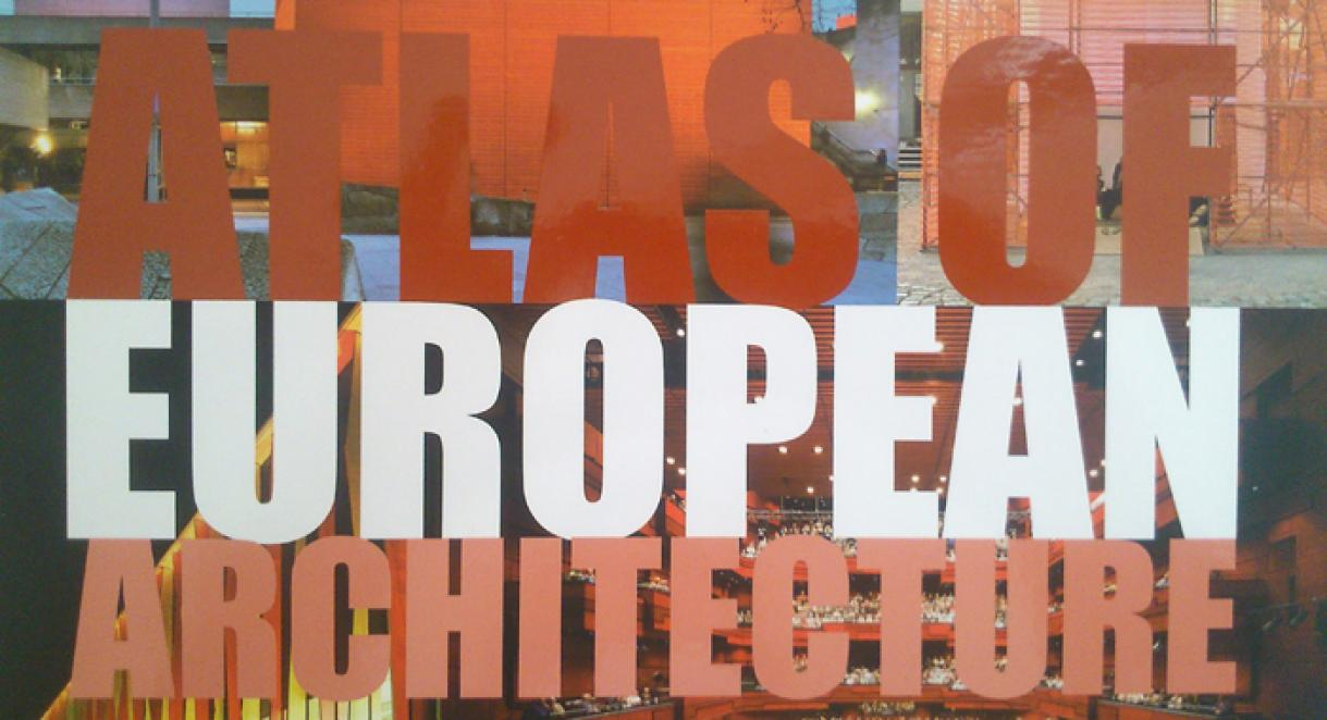 Atlas of European Architecture  2015